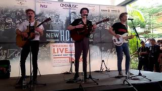 Water by New Hope Club Live In Malaysia 2018