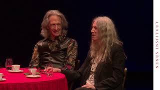 Patti Smith on art, music and the spirit of punk
