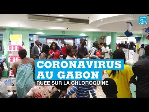 Coronavirus au Gabon: ruée sur la chloroquine