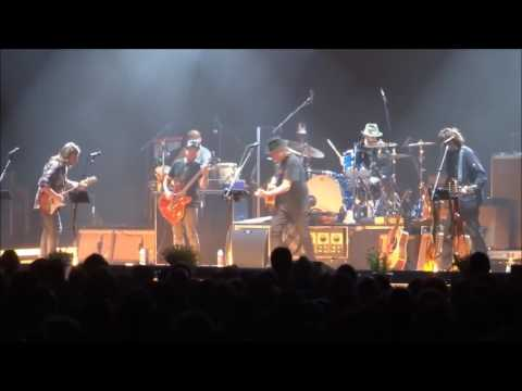 Neil Young , Lukas Nelson & Promise Of The Real, June 21, 2016