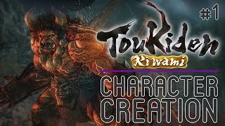 Toukiden Kiwami [PC Gameplay] Character Creation - Chapter 1 Part #1