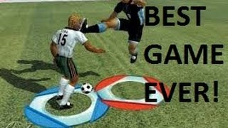 BEST SOCCER GAME EVER   Redcard 2003