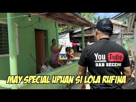 BUHAY PA RIN SPECIAL UPUAN NI LOLA RUFINA! -  (2020)