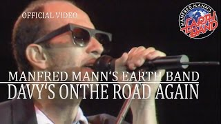 "Manfred Mann's Earth Band perform ""Davy's On The Road Again"" in Ger..."