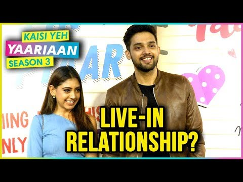 Parth Samthan And Niti Taylor Talk About Their LIVE-IN RELATIONSHIP | Kaisi Yeh Yaariaan Season 3