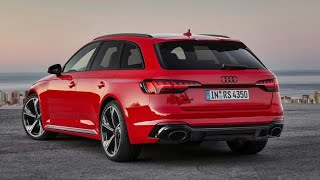 Audi RS4 Avant 2020 (Facelift) - EXHAUST sound & driving (RS Sport Exhaust)
