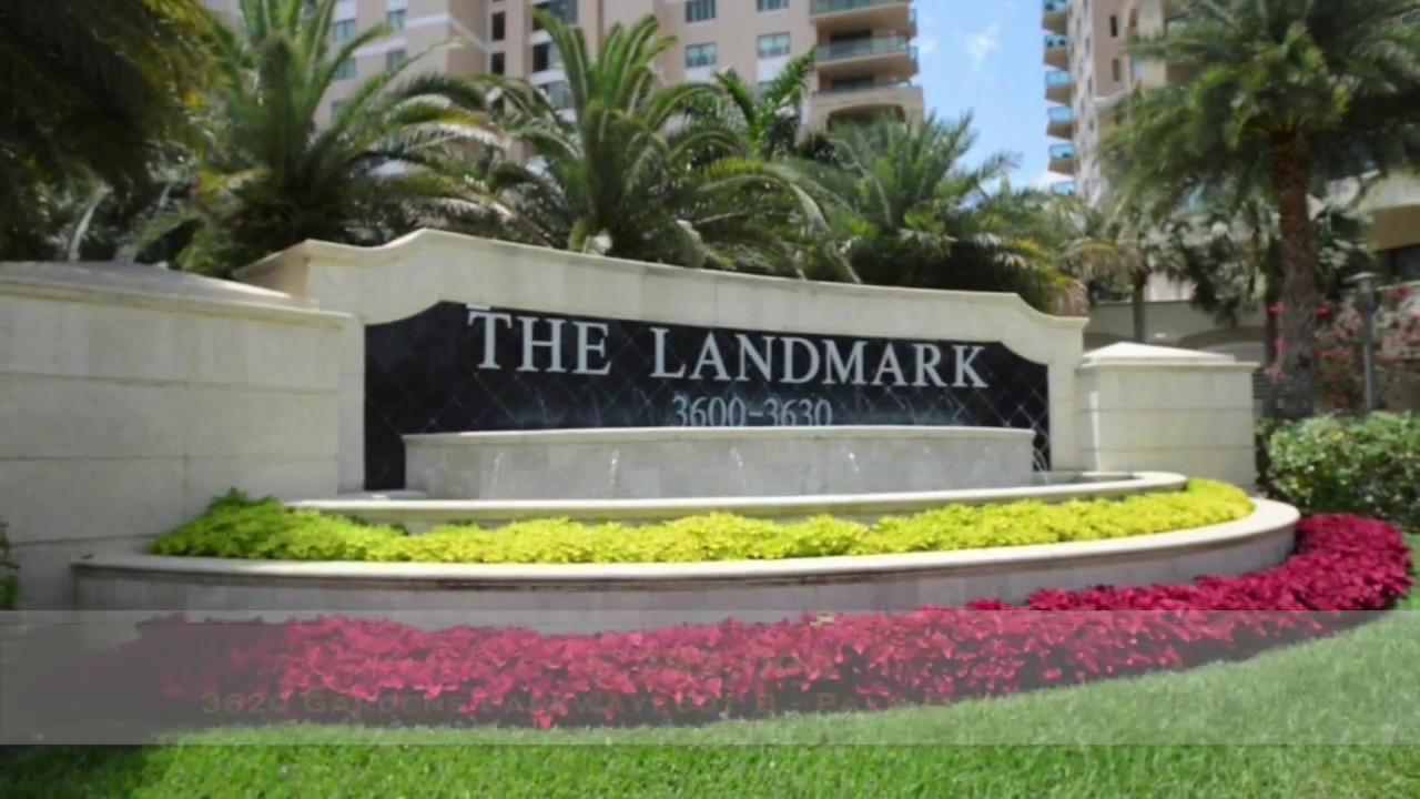 The Landmark Palm Beach Gardens - Condo for Sale - YouTube