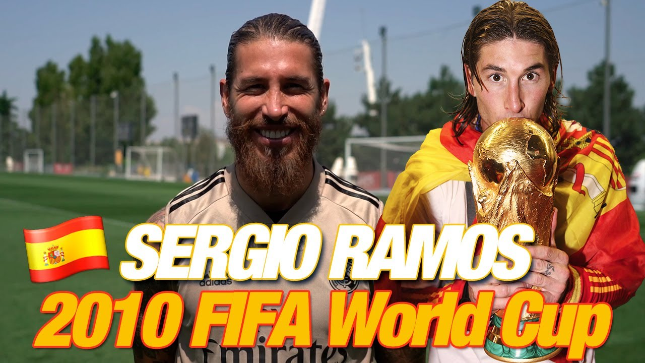 🌐🏆🇪🇸 Sergio Ramos' 2010 World Cup memories, ten years later!