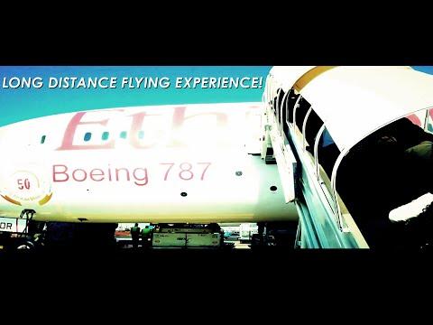 Ethiopian Airlines Boeing 787 Addis Ababa to Kinshasa