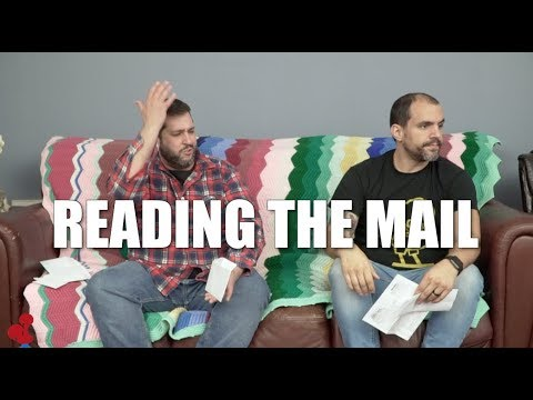 READING THE MAIL