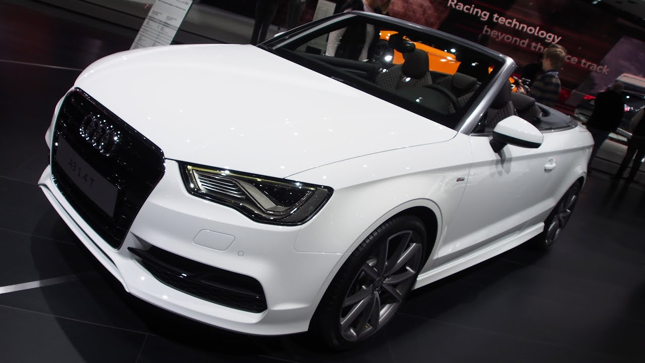 2015 Audi A3 Cabriolet Ambition 1 4 Tfsi 125 Ps Ultra