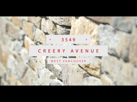 3549 Creery Ave, West Vancouver I Michele Chu - 360hometours.ca