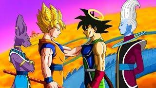 Bardock Finally Sees Goku's Super Saiyan Form