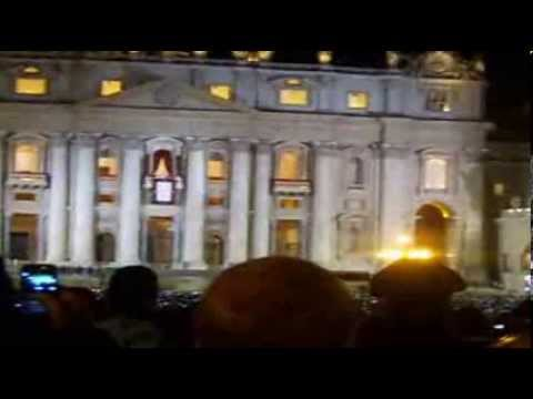 """""""Habemus Papam!!"""" - Franciscum!! Live from Vatican city, Rome. 13 Marzo 2013"""