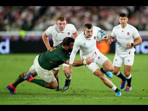 Highlights: England V South Africa