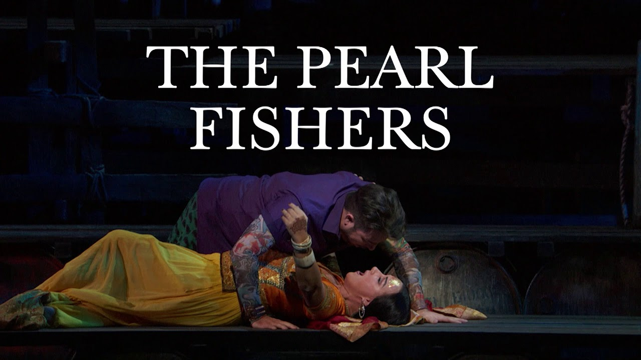 Les Pêcheurs de Perles: Trailer