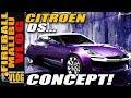 Funky #CITROEN DS #ConceptCar - FMV210