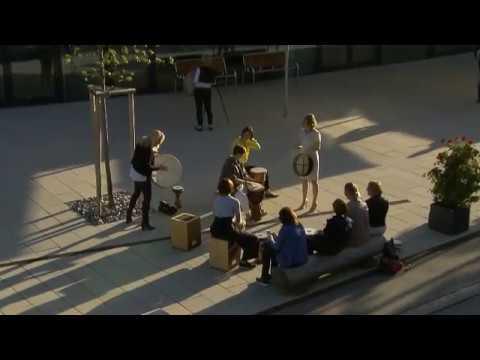 Flashmob @ European Forum Alpbach 2017 - Die Macht zum WIR