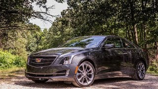 2018 Cadillac ATS Coupe hunts the BMW 4 Series and Audi A5
