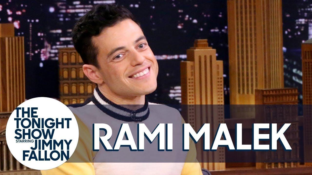 [VIDEO] - Rami Malek Discusses His Freddie Mercury Transformation 4