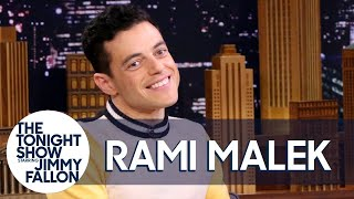 Rami Malek Discusses His Freddie Mercury Transformation