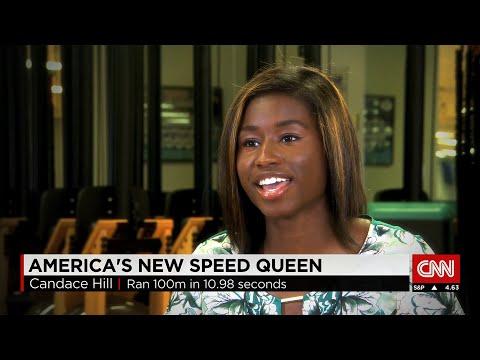 CNN Candace Hill Interview