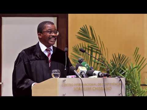 Cerimónia de Abertura do Ano Judicial 2019- Discurso do Bastonário Flávio Menete
