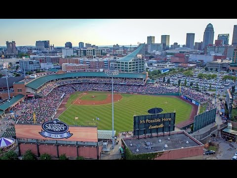 Group Outings at Louisville Slugger Field