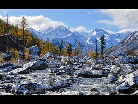 Великолепный Алтай. Beautiful Altai Mountains
