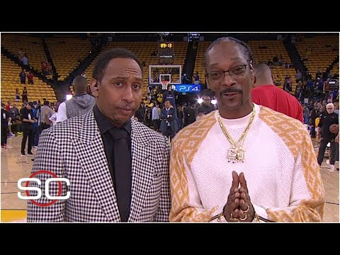 Snoop Dogg's Message For LeBron James: Get The Front Office To Fix The Lakers | SportsCenter