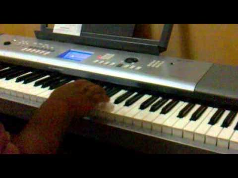 An Instrumental Piano Bahtera Merdeka (Cover)