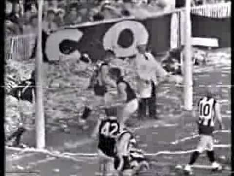 The Blues' blitz of  7 goals in 10 minutes in the 1970 VFL Grand Final.