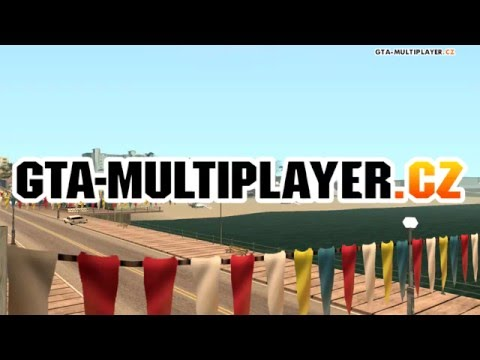 GTA-Multiplayer.cz | NEW FEATURE: Bankomat (Česky)