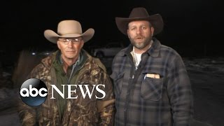 Armed Oregon Militiamen Speak Out From Occupied Refuge
