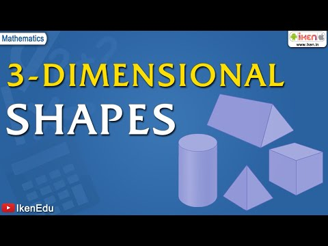 Shapes For Children  Learn about 2D and 3D Shapes