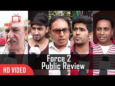Force 2 Movie Public Review | John...