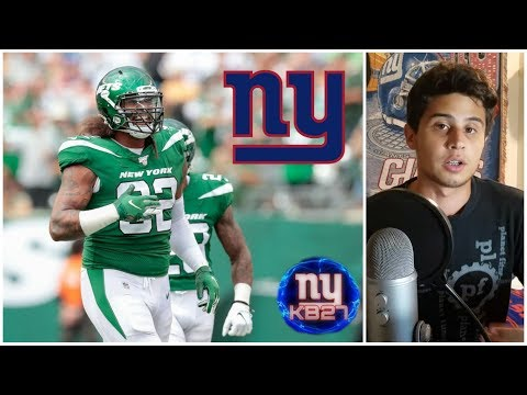 My Thoughts On Giants Trading For DL Leonard Williams | KB Sports Talk