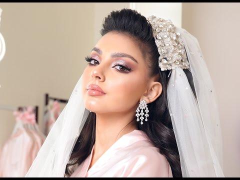 Bridal makeup Look - YouTube