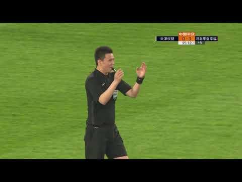 2018 CHA CSL   Round 8   Tianjin QuanJian vs Hebei CFFC