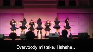 2014年10月12日 Night 東京FMホール LEVEL7『ロング・アトラクション』 ...