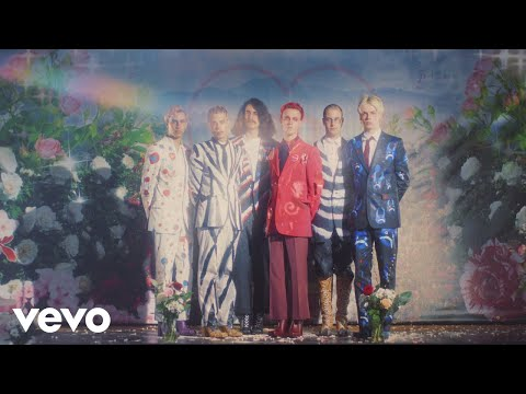 HMLTD - Proxy Love (Official Video)