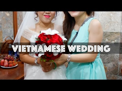 What to expect at a Vietnamese wedding: food & more