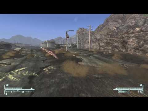 Fallout New Vegas - Yangtze Crash of '98