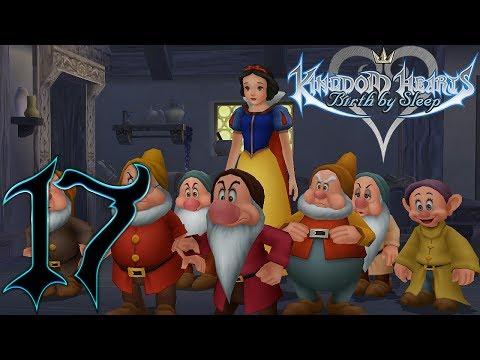 Kingdom Hearts Birth By Sleep Gameplay...