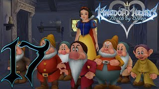 Kingdom Hearts Birth By Sleep Gameplay Walkthrough Part 17 Ventus Dwarf Woodlands (Let's Play)