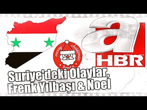 Frenk Yılbaşı, Noel ve Suriye'deki Olaylar - Üstad Kadir Mısıroğlu, 28.12.2012