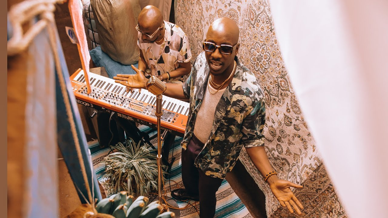 Download Bien x Aaron Rimbui - Bald Men Anthem (Official Music Video)