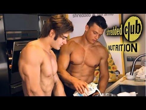 jeff-seid's-shredded-club---nutrition---high-protein-blueberry-shake