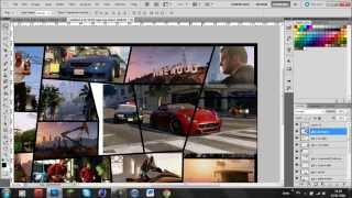 Grand Theft Auto V Wallpaper | Speed Art by Gradderzfx [1080p]