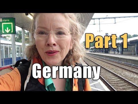 GERMANY Part 1 | Berry Garden Tour | Europe Gardens